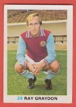 Aston Villa Ray Graydon